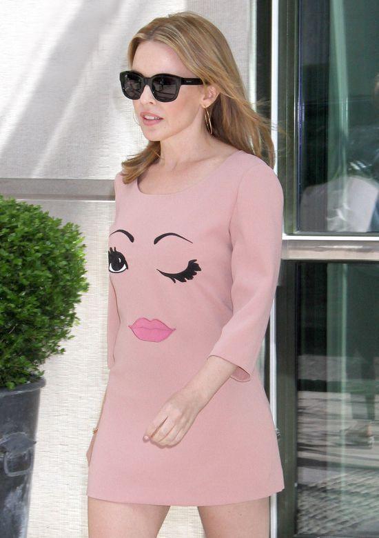 Seksowna Kylie Minogue