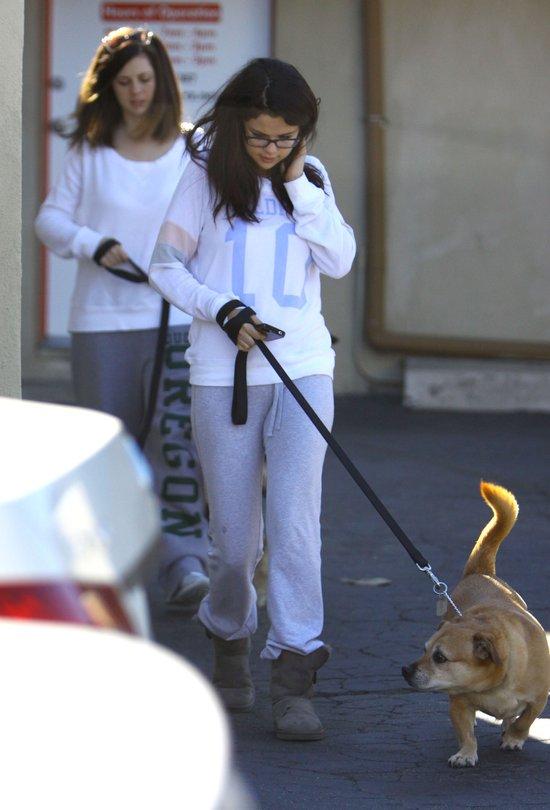 Selena Gomez z mamą