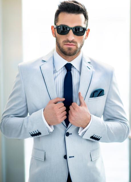 Rafał Maślak - Mister Polski 2014 ma 25 lat.