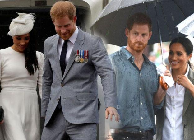 Tak książę Harry nazywa swoje dziecko! Co za urocze zdrobnienie!