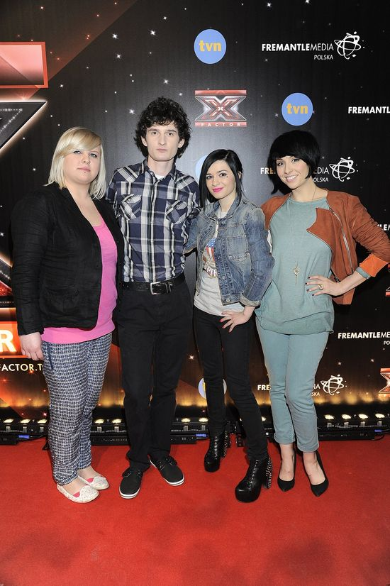 Ewelina Lisowska, Dawid Podsiad�o, X Factor