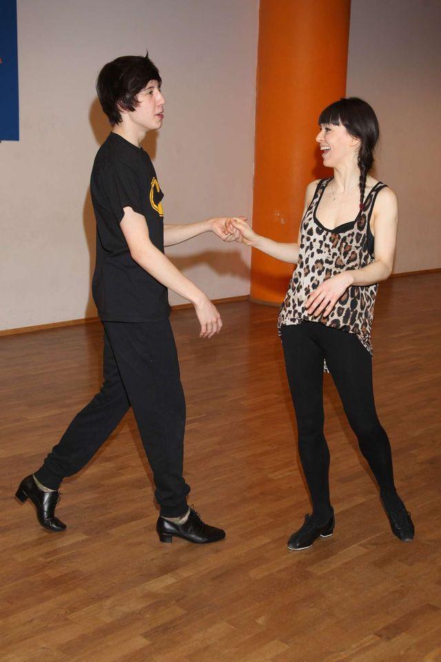 Dawid Kwiatkowski trenuje z Janją Lesar