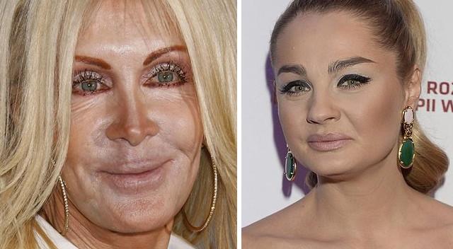 Makijażowe wpadki gwiazd