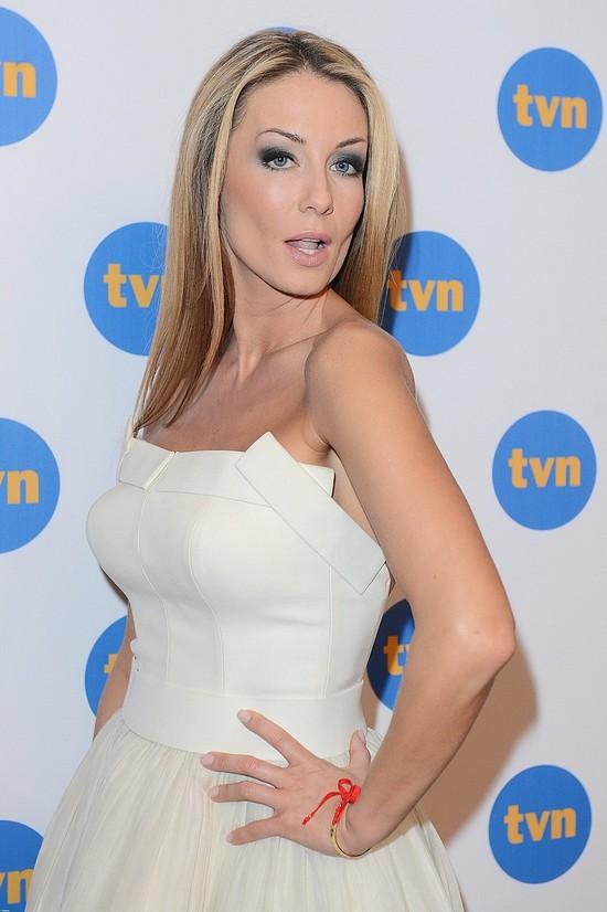 Małgorzata Rozenek na ramówce TVN