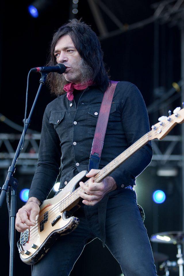 Eagles of Death Metal WRACAJĄ do Paryża