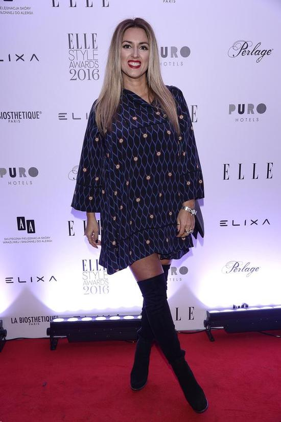 Gwiazdy na gali Elle Style Awards