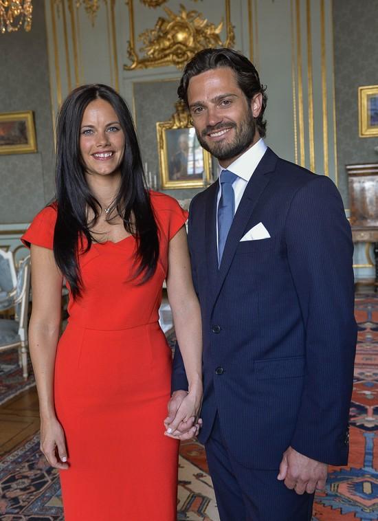 11 czerwca szwedzki książę, Carl Philip poślubił Sofię Hellqvist