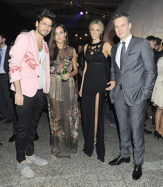 Celebryci na rozdaniu nagród Fashion Magazine (FOTO)