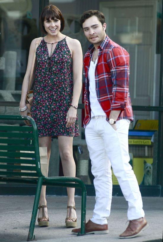 Ed Westwick ma nową dziewczynę? (FOTO)