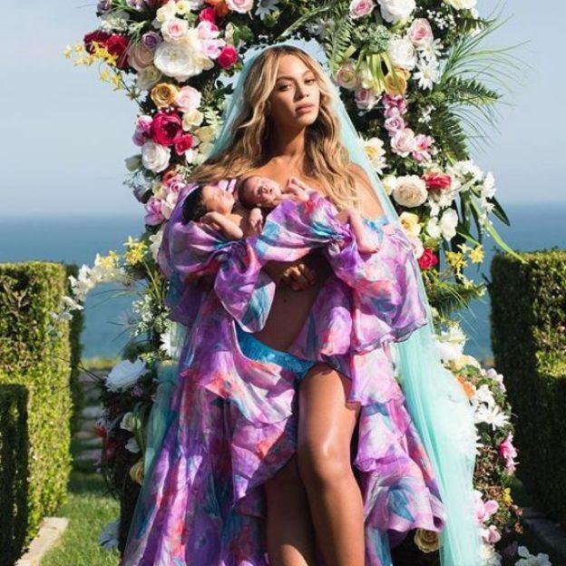 Rumi&Sir - bliźniaki Beyonce i Jaya-Z