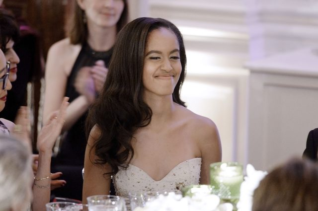 Malia Obama i Sasha Obama – córki prezydenta USA