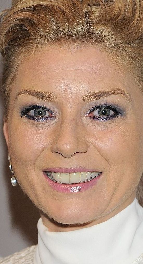 Mocny makijaż służy Edycie Olszówce? (FOTO)