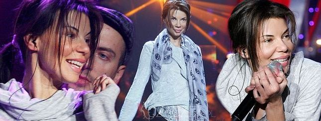 Edyta Górniak szykuje się do Top Trendy 2010 (FOTO)