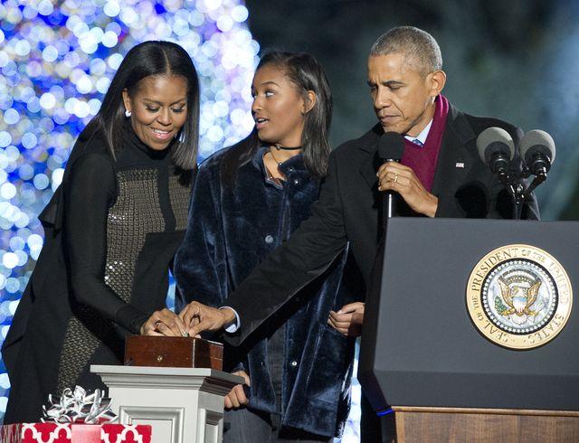 Do sieci wyciekło zdjęcie Michelle Obamy w NATURALNYCH włosach