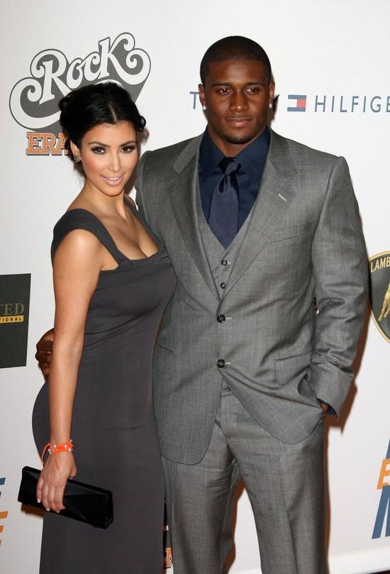 Kim Kardashian z czasów związku z Reggiem Bushem