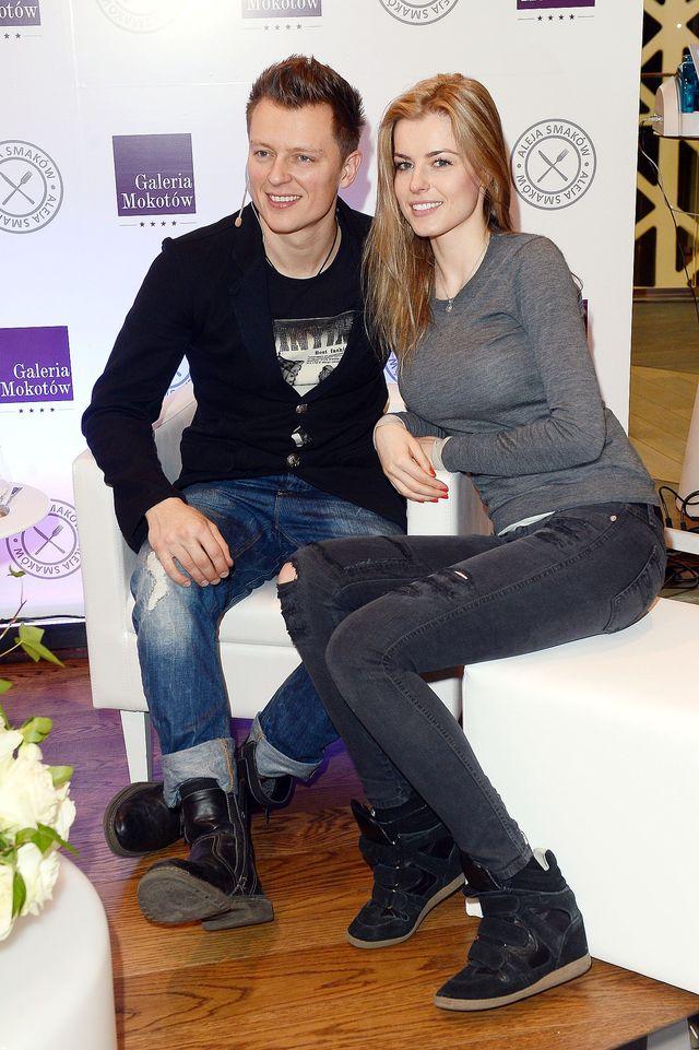 Rafa� Brzozowski i Anna Tarnowska