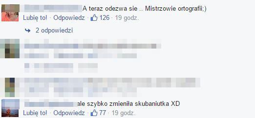 Ups! Eliza z Warsaw Shore zrobi�a gaf� na FB (FOTO)