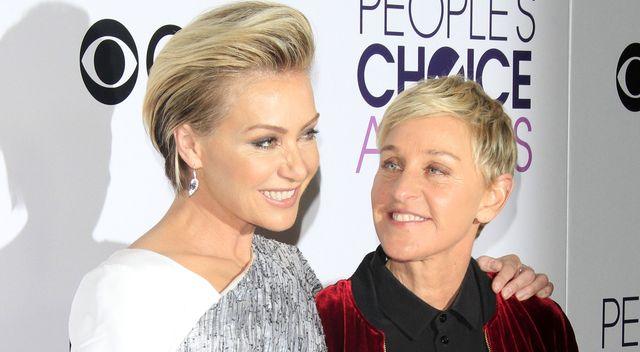 Ellen DeGeneres i Portia de Rossi nie rozwiodą się?