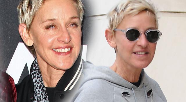 OMG. Co się stało z… PUPĄ Ellen Degeneres?