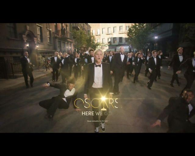 Gospodyni tegorocznych Oskarów zaprasza na galę [VIDEO]