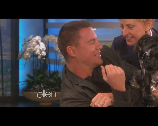 Czego PANICZNIE boi się Channing Tatum? [VIDEO]
