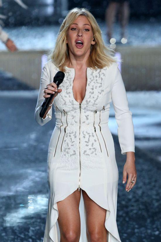 Hejterzy zarzucali Ellie Goulding, �e jest za gruba na VS!