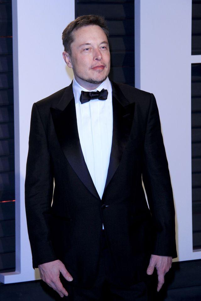 Elon Musk poleciał specjalnie do Rio, żeby zobaczyć Dakotą Johnson w bikini