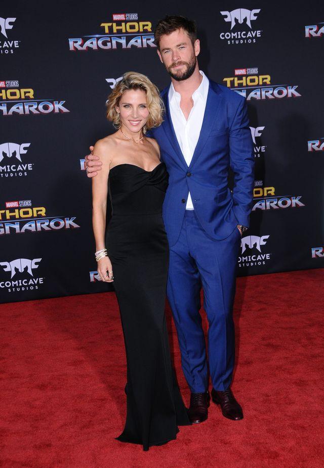 Co złego dzieje się w małżeństwie Elsy Pataky i Chrisa Hemswortha?