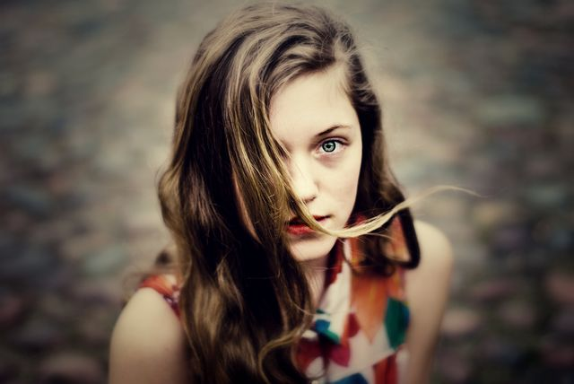 Elwira Kusz opublikowała swoje zdjecia we włoskim Vogue!
