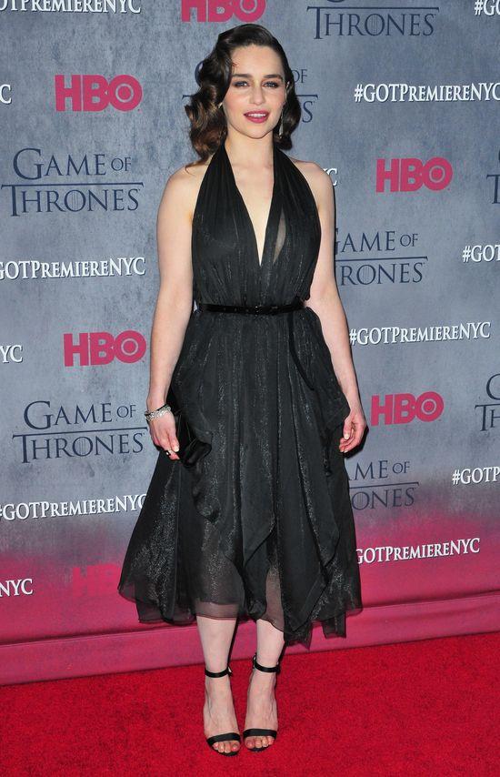 Emilia Clarke już tak nie wygląda (FOTO)