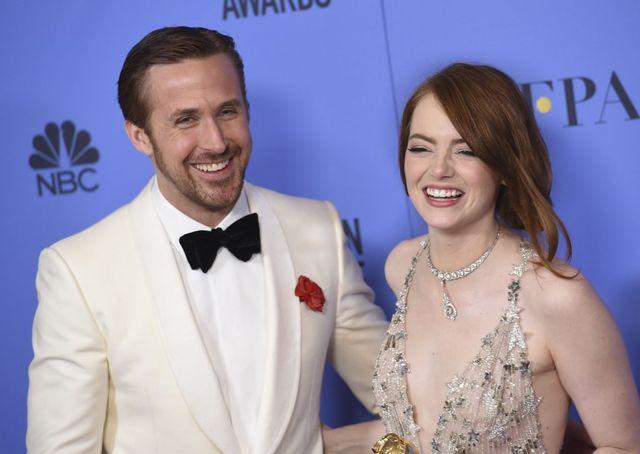 Emma Stone ZGASIŁA Ryana Seacresta, bo zapytał ją o TO