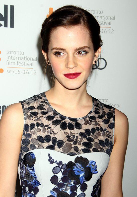 Emma Watson zatańczy na rurze?