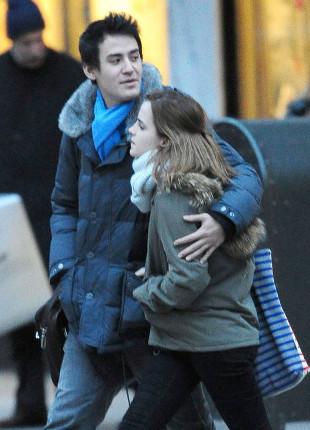 Emma Watson na randce (FOTO)