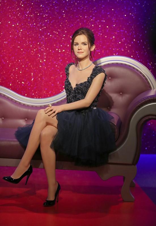 Emma Watson doczekała się swojej woskowej figury (FOTO)