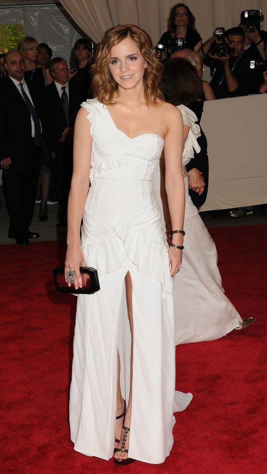 Emma Watson: Mam tylko osiem par butów! (FOTO)