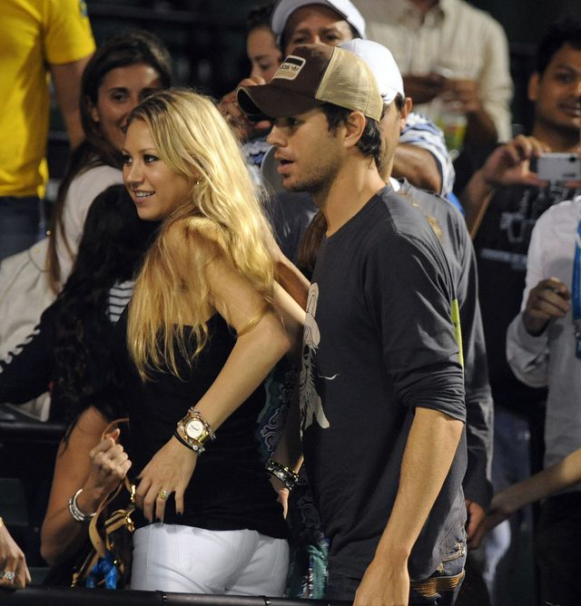 Enrique Iglesias i Anna Kournikova zostali rodzicami BLIŹNIAKÓW?
