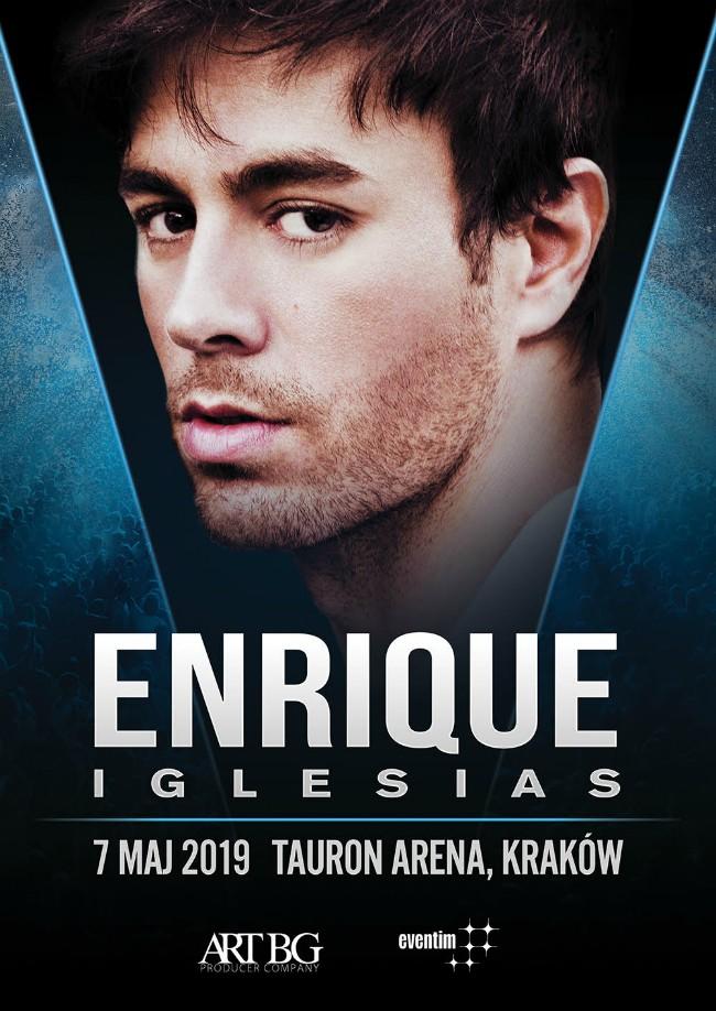 Enrique Iglesias spełnia prośby fanów! Wraca do Polski 7 maja 2019 roku!