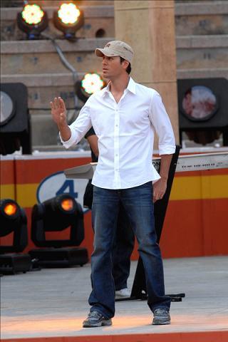 Iglesias: Wcale nie mam małego!