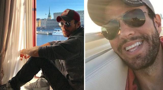 Przesuń się KIM! Enrique Iglesias pokazał DZIECI! (Instagram)