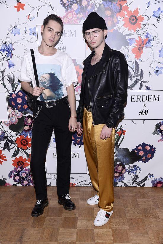 Erdem & HM - gwiazdy na premierze kolekcji (ZDJĘCIA)