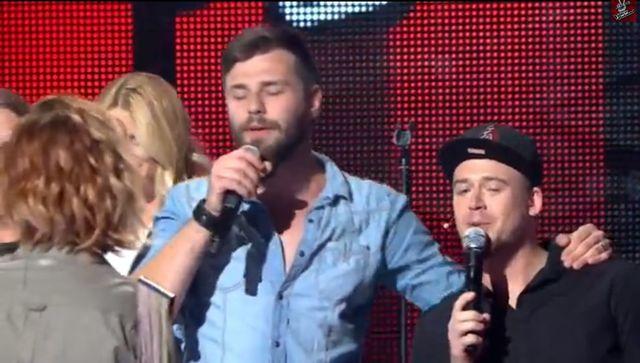 Ernest Staniaszek - maeriał na gwiazdę w The Voice (VIDEO)