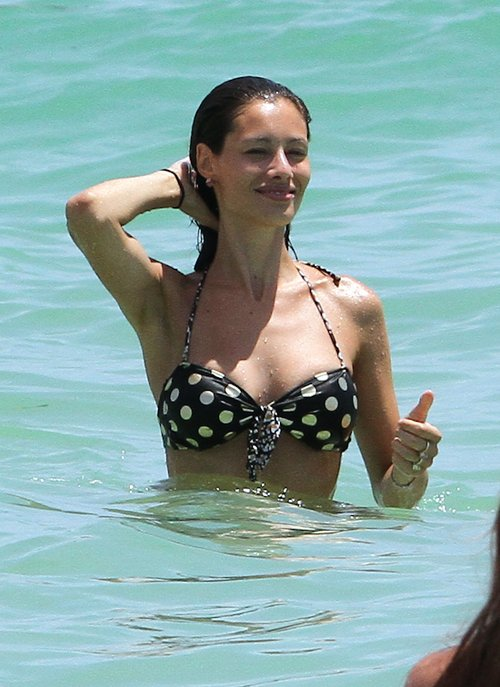 Marica Pellegrinelli - seksowna dziewczyna Erosa (FOTO)