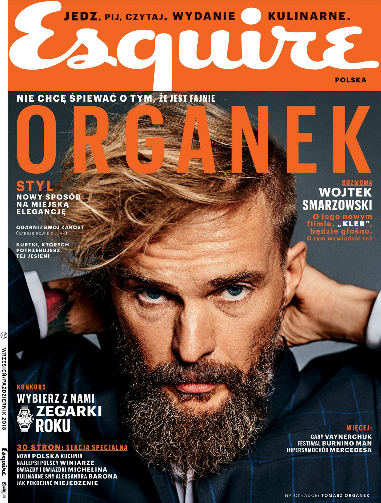 Wojtek Smarzowski w Esquire zdradził, dlaczego musiał kręcić Kler w Czechach