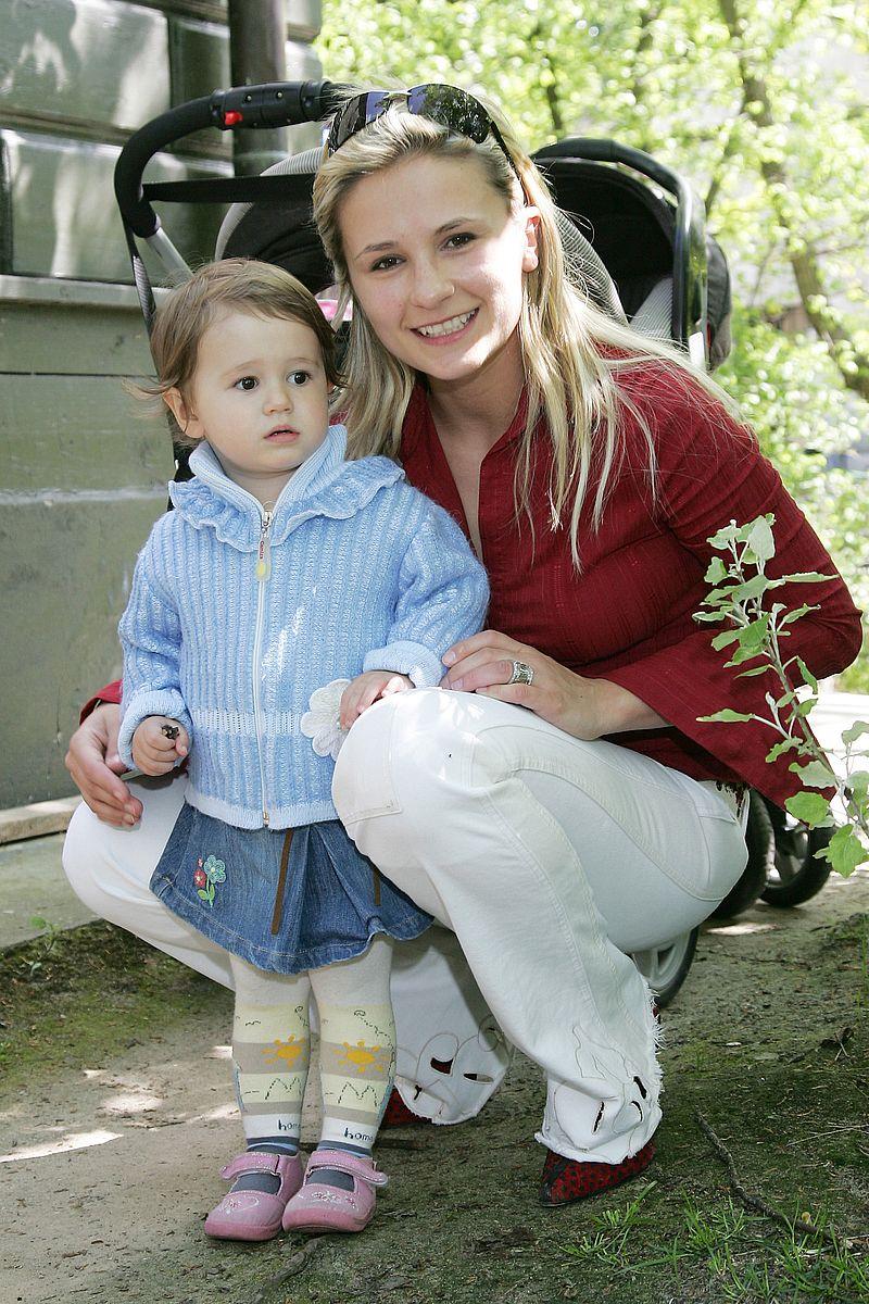 TAK zmieniła się Etiennette, córka Michała Wiśniewskiego i Anny Świątczak