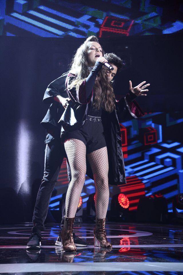 Jaką kreację wybrała na koncert zwyciężczyni preselekcji do Eurowizji?
