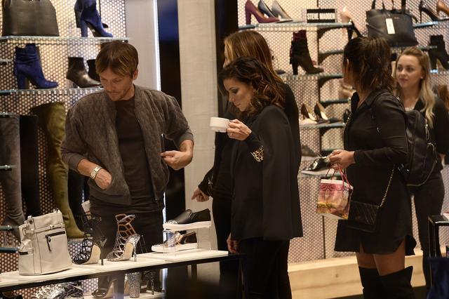 Jak Eva Longoria bawiła się na otwarciu centrum handlowego w Poznaniu? (FOTO)