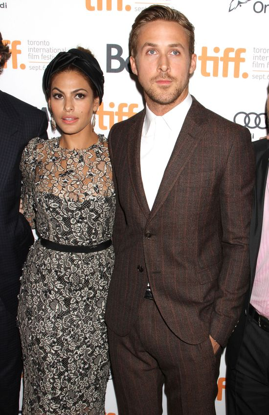 Eva Mendes jest narzeczon� Ryana Goslinga?