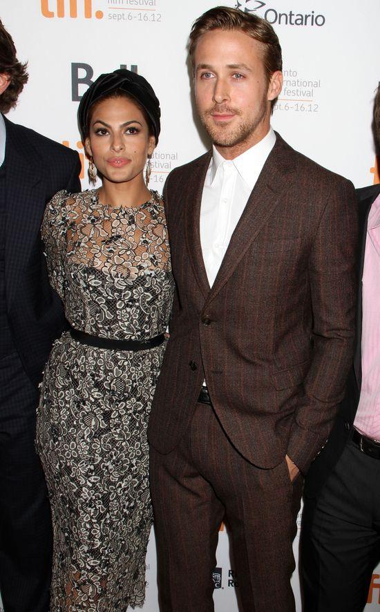 Eva Mendes jest narzeczoną Ryana Goslinga?