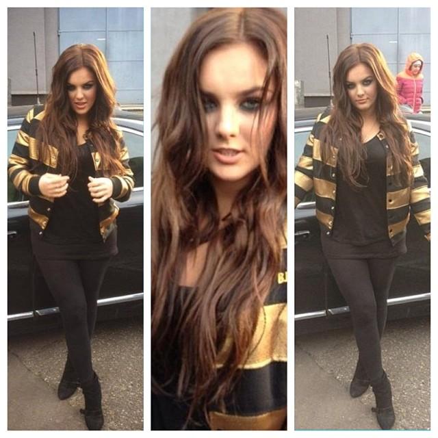 Ewa Farna przyci�gnie seksapilem do X Factora? (FOTO)