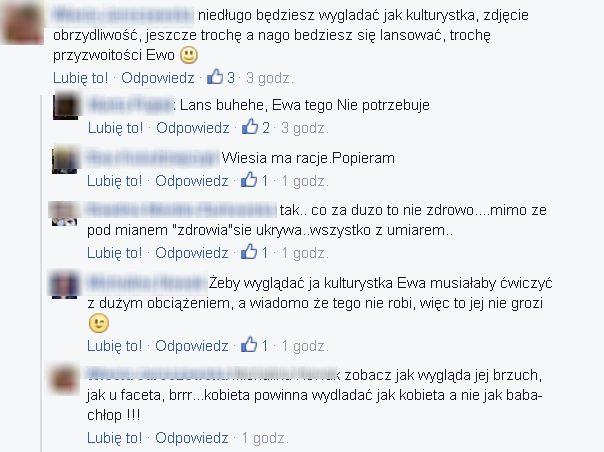Chodakowska wrzuciła na FB nieprzyzwoite zdjęcie?